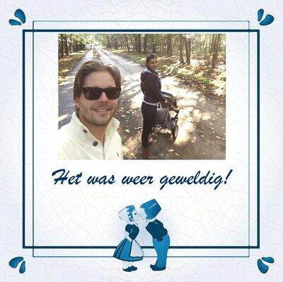 Delfts Blauw nr. 58 met foto