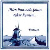 Hollands tegeltje (nr. 51) _