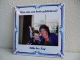 Delfts Blauw met foto_